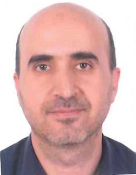 This image is the protrait photo of Dr Adbulhadi Shoufan